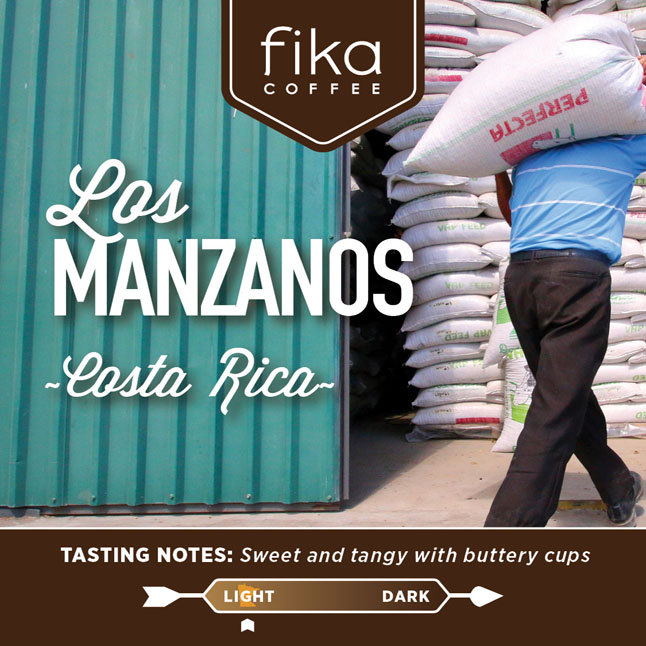 Fika Coffee Card-New Size-Costa Rica THUMB